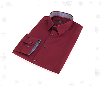 idees-cadeaux-homme-chemise-odb-rouge